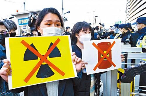 外交部召見日本大使 促日方收回錯誤決定