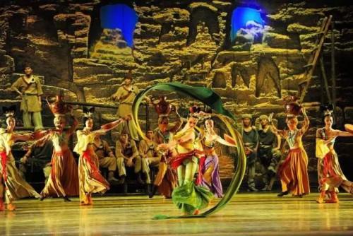 中國舞,一種文化藝術的傳承