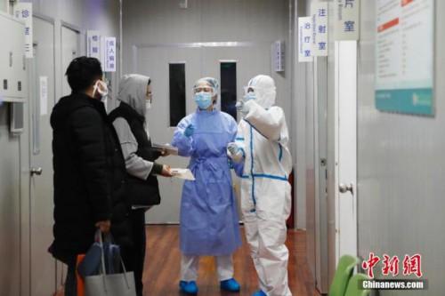 17至21日新增1,737人需接受醫學觀察