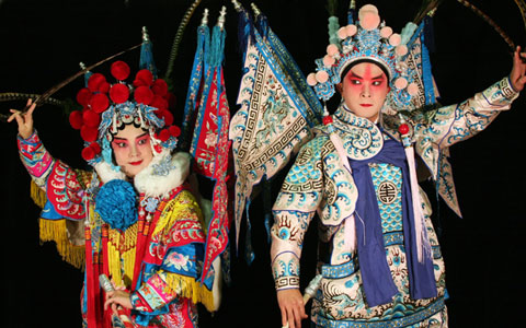 【中國世界非物質文化遺產系列.柒】京劇