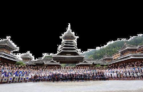 【中國世界非物質文化遺產系列.伍】貴州侗族大歌